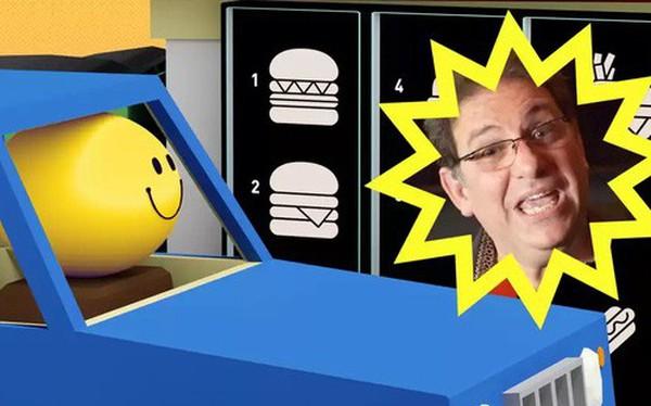 """Ở tuổi 16, """"hacker nổi tiếng nhất thế giới"""" Kevin Mitnick hack cửa hàng McDonald's, bày ra đủ trò vui"""