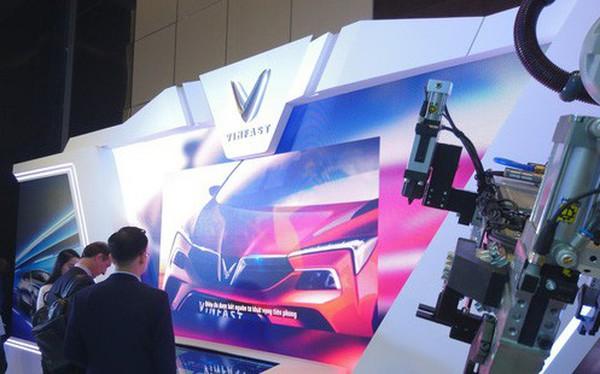 Tập đoàn công nghiệp hàng đầu Thụy Sĩ sẽ cung cấp robot sản xuất tự động cho nhà máy Vinfast