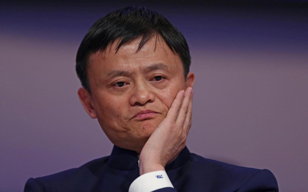 Jack Ma vừa mất ngôi giàu nhất châu Á