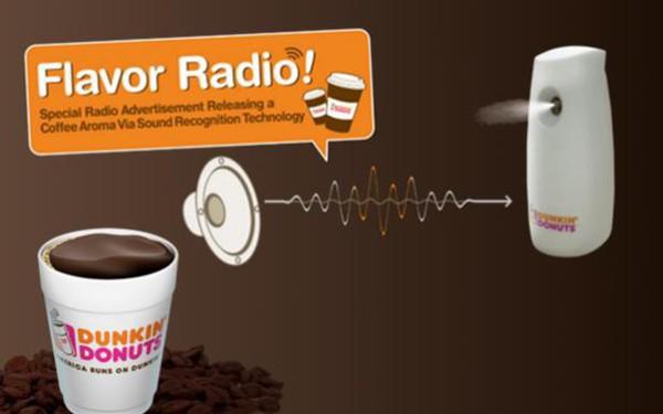 """Chiến dịch 'dắt mũi' khách hàng của Dunkin' Donuts: """"Bơm"""" mùi cà phê lên xe buýt, đem về thêm 29% doanh thu!"""
