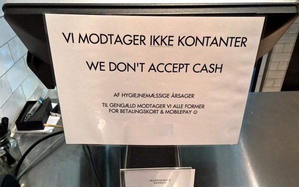 Cướp tiền ngày càng hung hãn, Thụy Điển tích cực từ bỏ tiền mặt
