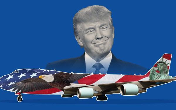 Boeing trúng hợp đồng 3,9 tỷ USD làm chuyên cơ Air Force One mới theo yêu cầu của ông Trump