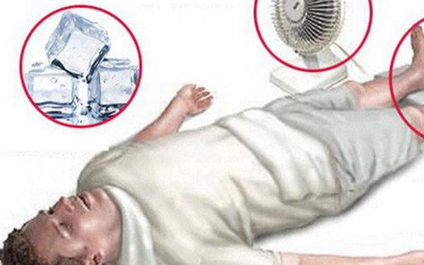 [PHOTO STORY] Nhiều người đã đột tử vì nắng nóng: Bất kể bạn làm nghề gì, chớ coi thường!