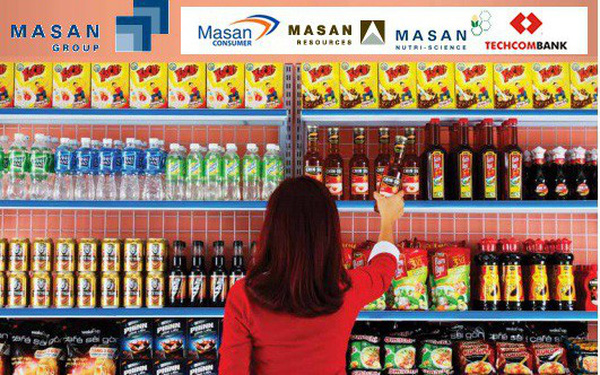 Nước mắm và mỳ tôm bán chạy, nhưng doanh thu Masan vẫn đi xuống vì giá lợn lao dốc