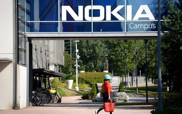 Lợi nhuận Nokia giảm mạnh