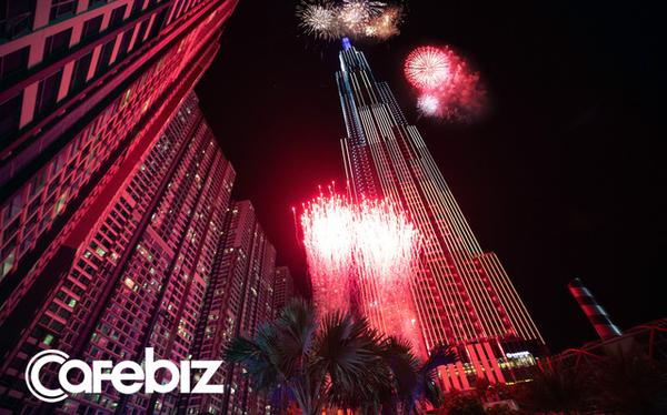 Sau 1.000 ngày thi công, tòa nhà 'bó tre Việt Nam' của Vingroup đã lọt top những tòa nhà cao nhất thế giới