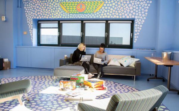 Đây là cách các công ty hàng đầu biến văn phòng thành thiên đường dành cho nhân viên