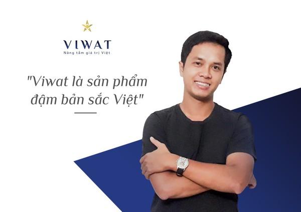 """Founder & CEO của Đồng hồ Việt Viwat: """"Viwat và Curnon là hai phong cách khác nhau"""""""