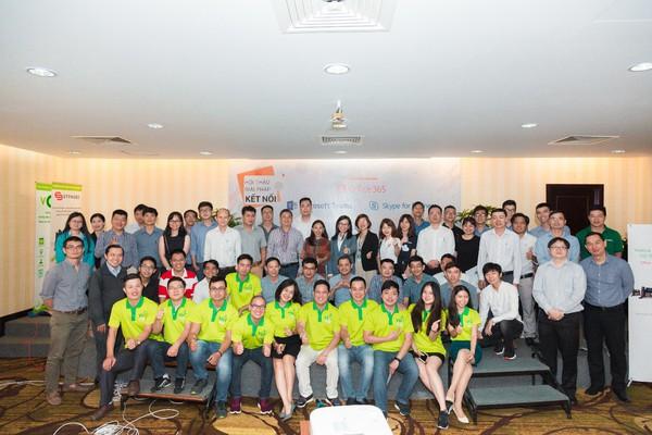 Microsoft đồng hành với VHT kết nối Microsoft Teams với Nhà mạng Việt Nam