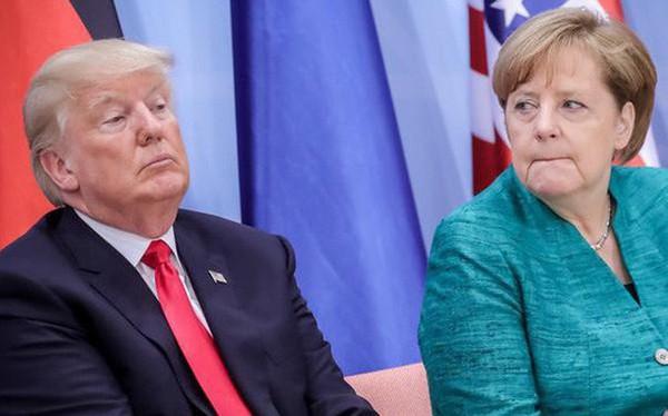 Thủ tướng Đức cảnh báo nguy cơ chiến tranh thương mại Mỹ-EU