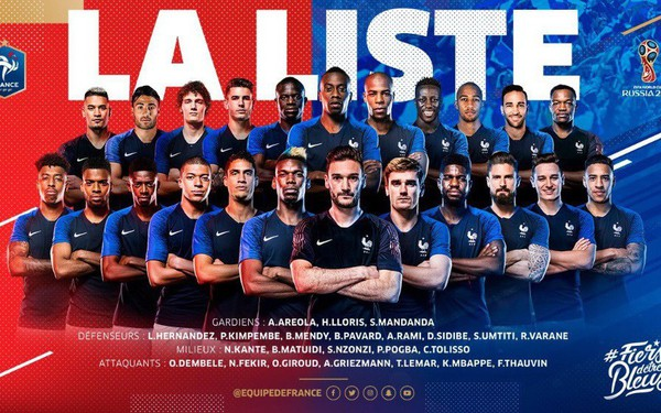 [How they do] Bí mật khiến đội tuyển Pháp đè bẹp Argentina sừng sỏ và hướng tới chức vô địch World Cup 2018