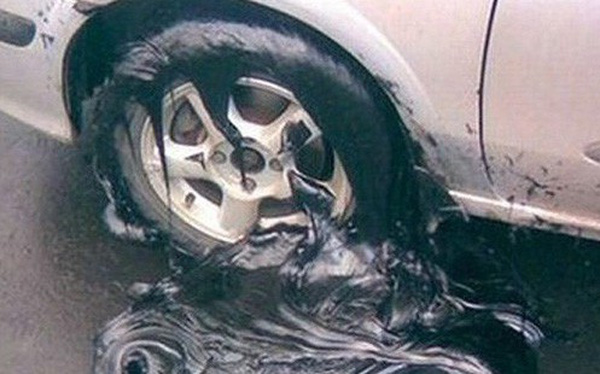 Đâu chỉ nước ta nóng trên 40 độ, thế giới cũng ghi nhận những đợt nắng nóng tới mức chảy lốp xe, chín cả trứng