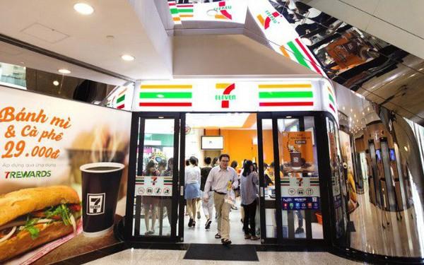 Cao trào đại chiến cửa hàng tiện lợi: 7-Eleven khai trương 2 cửa hàng/tháng, Vingroup đặt mục tiêu 4.000 siêu thị Vinmart+, Petrolimex sẽ mở shop tại các cây xăng trên cả nước