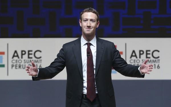 Mark Zuckerberg chính thức trở thành người giàu thứ 3 thế giới, vượt Warren Buffett
