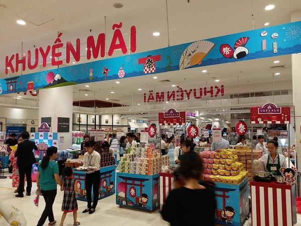 Hè mát mẻ, vui vẻ mua sắm cùng Topvalu Fair tại Aeon Việt Nam
