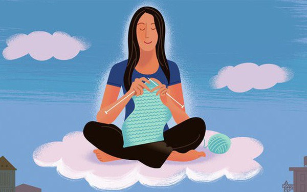 """Khoa học bật mí: Não bộ sẽ """"xả stress"""" không ngờ chỉ nhờ vào hoạt động giản đơn sau"""