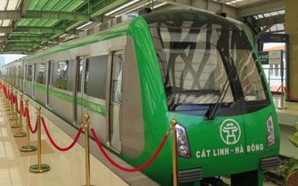 Đường sắt trên cao: Tốc độ 35km/h, giá vé 7.000-8.000 đồng/lượt