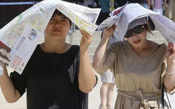 Nóng kỷ lục tại Hàn Quốc: 42 người chết, 3400 người nhập viện