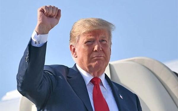 Donald Trump đang làm gia tăng vị thế Mỹ