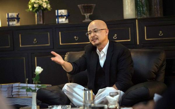 Ông Đặng Lê Nguyên Vũ lần đầu tiết lộ lý do buộc phải đẩy bà Lê Hoàng Diệp Thảo ra khỏi Trung Nguyên