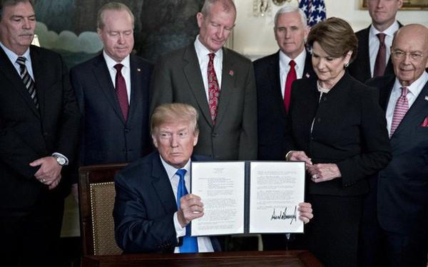 Wall Street Journal: Chiến tranh thương mại Mỹ - Trung có thể kết thúc vào tháng 11