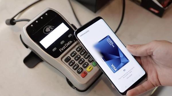 Nguy cơ bị ăn trộm thông tin thẻ tín dụng hoàn toàn có thể được giải quyết nhờ Samsung Pay