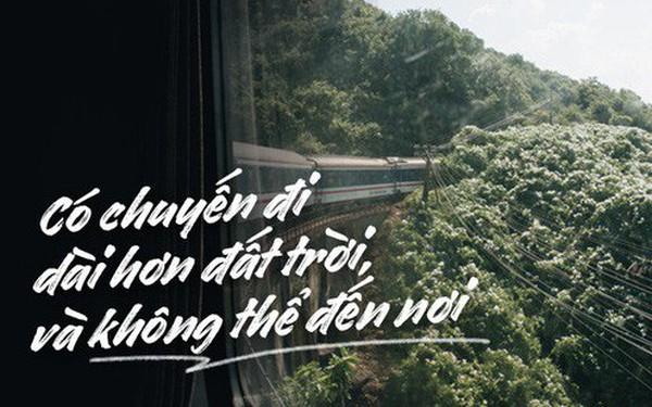"""Hãy thử 1 lần đi du lịch bằng tàu hoả để tận hưởng cảm giác """"mùa hè lướt ngoài cửa sổ"""""""