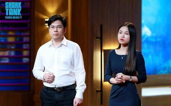 """Chồng tốt nghiệp Cambridge về khoa học máy tính, vợ tự tin """"bài toán này ít công ty trên thế giới giải được"""", nuôi tham vọng thành Unicorn, startup logistics Abivin nhận 200.000 USD từ Shark Dzung"""