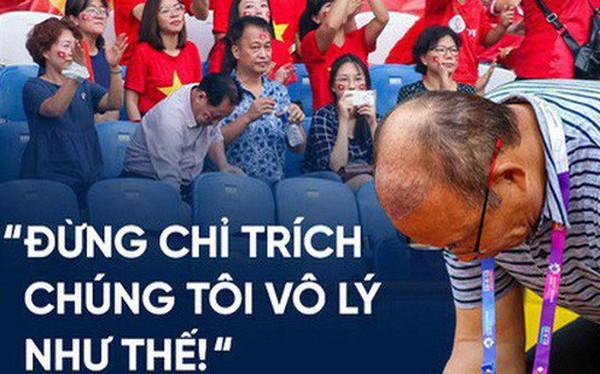 """HLV Park Hang-seo nào ngại U23 Bahrain, mà e dè """"con dao hai lưỡi"""" đáng sợ khác"""