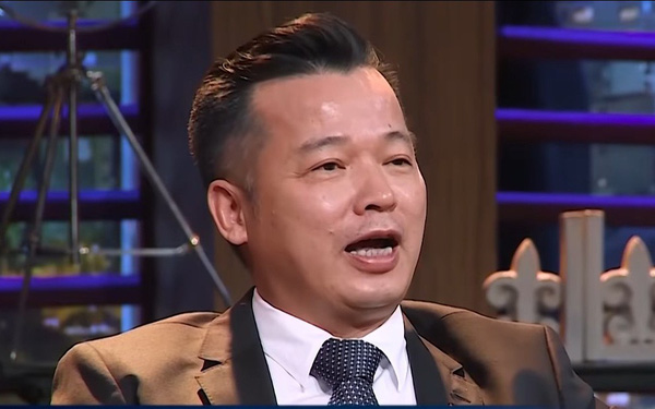 """Shark Việt nhắn nhủ startup: Hãy lăn lộn, bầm dập đã! Đừng thấy người ta bán phở thì mình cũng bán phở, thấy người ta đi Rolls Royce mà nghĩ là """"ngon""""!"""