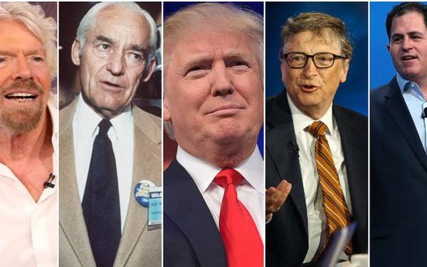 """Những bài học """"tỷ USD"""" qua lăng kính của các tỷ phú"""