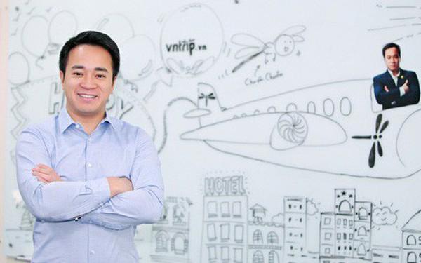 """3 lần gọi vốn triệu đô thành công, CEO Vntrip.vn vẫn thừa nhận: """"Tôi thấy nghẹt thở như cơm bữa"""""""