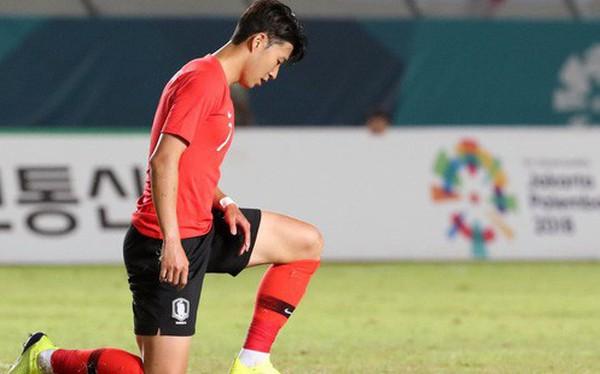 Báo Anh cảnh báo: Olympic Việt Nam có thể khiến Son Heung-min phải đi nghĩa vụ quân sự