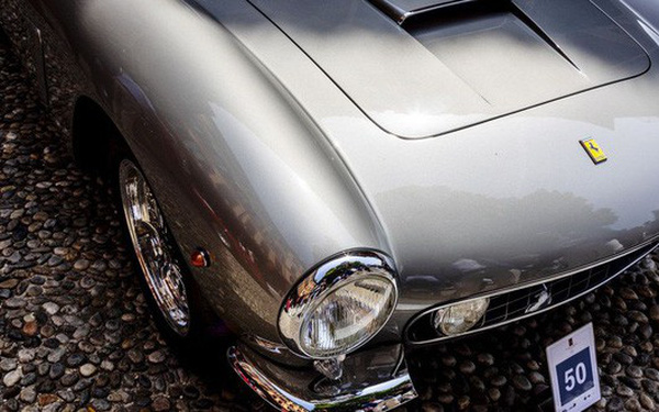 """""""Chơi"""" xe Ferrari cổ lãi hơn đầu tư chứng khoán"""