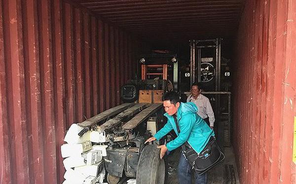 Bị vạ lây vì rác thế giới đổ vào Việt Nam