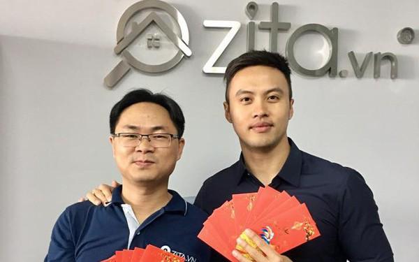 """Startup bất động sản triệu USD Zita.vn của Shark Khoa đã """"chết""""?"""