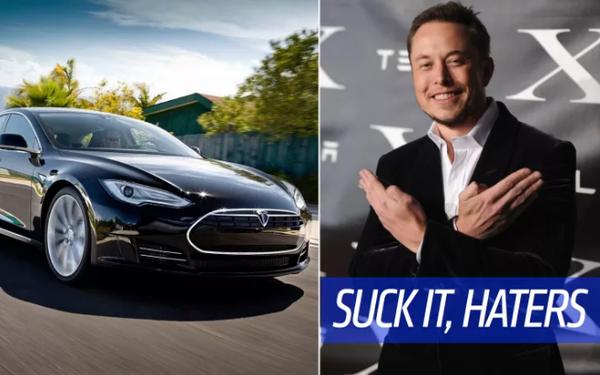 Tại sao Elon Musk lại muốn mua lại toàn bộ Tesla