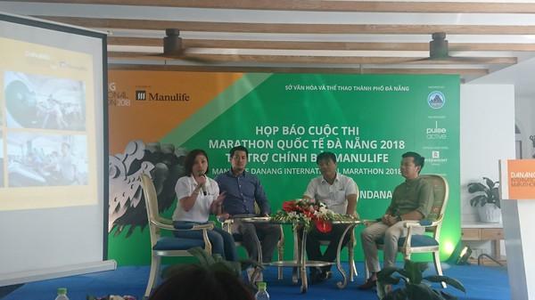 Hơn 7.000 người tham gia sự kiện Manulife Danang International Marathon 2018