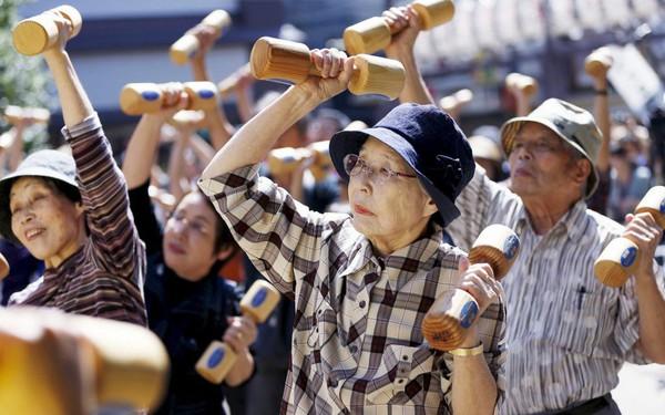 Siêu kế hoạch đưa người dân cả nước trường thọ tới trên 100 tuổi của Nhật Bản