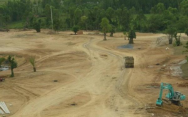 Đấu thầu dự án sân golf 'khủng' ở TP.HCM