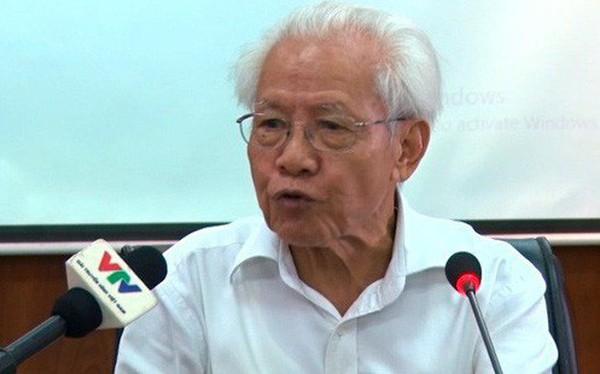 """Vì sao """"Tiếng Việt 1-Công nghệ giáo dục"""" của GS Hồ Ngọc Đại chưa thể trở thành sách giáo khoa?"""