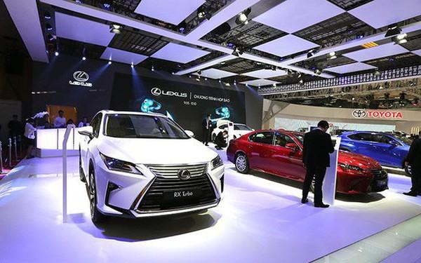 Nỗi buồn xe sang: Lexus không bán được chiếc xe nào trong suốt 1 tháng qua