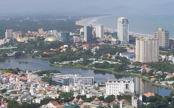 Dự tính xây dự án Thành phố giáo dục quốc tế trên 4,45ha đất công trung tâm TP Vũng Tàu