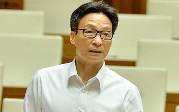 Phó Thủ tướng Vũ Đức Đam: Chính phủ chưa có chủ trương cải cách Tiếng Việt