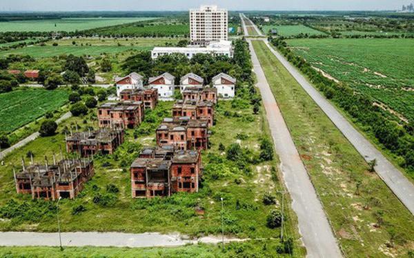 """Toàn cảnh khu đô thị """"ma"""" Nhơn Trạch qua những cơn sốt đất"""