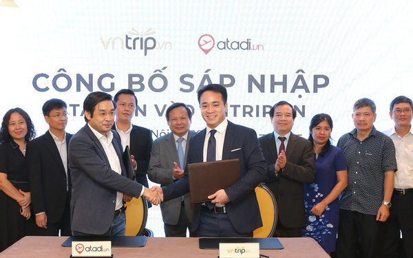 Atadi sáp nhập vào VnTrip: 'Nước cờ liên thủ' của startup Việt để chống lại Booking, Agoda