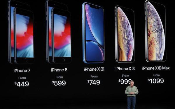 iPhone XR mới sẽ có giá dự kiến từ 21,9 triệu đồng