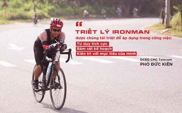 Ironman và câu chuyện văn hóa doanh nghiệp của CMC Telecom