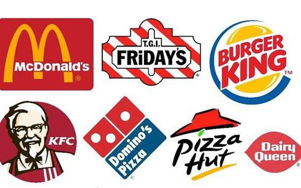 Vì sao logo của các chuỗi cửa hàng đồ ăn nhanh đều màu đỏ mà không phải là xanh?