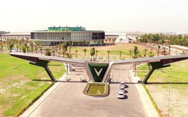 Nhà máy VinFast tại khu công nghiệp Đình Vũ - www.TAICHINH2A.COM